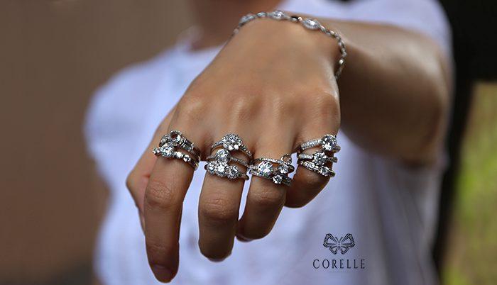 Inele din argint ieftine si frumoase -Corelle- Blog