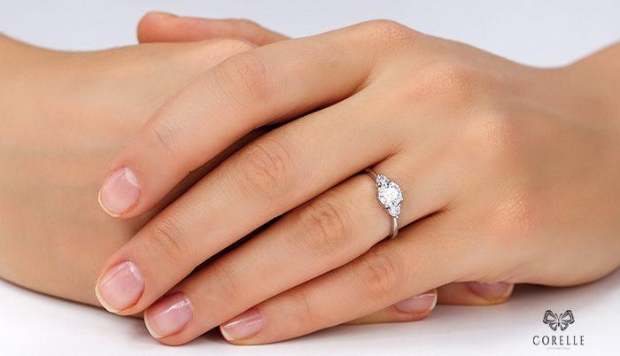 Inele argint logodna ieftine- Corelle- Blog