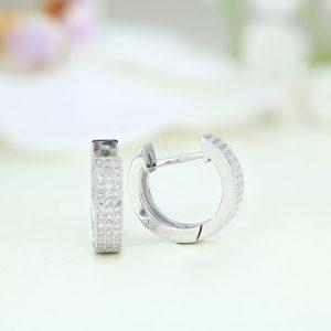 Cercei argint cu pietre - ICE0027