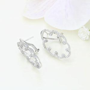 Cercei argint cu pietre - ICE0042