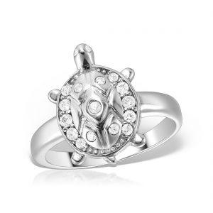 Inel argint cu pietre Broscuta - MCR0019